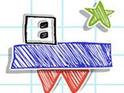Игра Бумажная Геометрия Даш