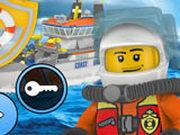 Игра Лего Сити: Береговая Охрана