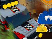 Игра Лего Сити: Гонка по Лесу
