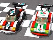 Игра Лего Сити: Гонки на Трассе