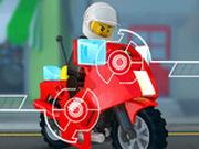 Игра Экстремальные Трюки в Лего Сити