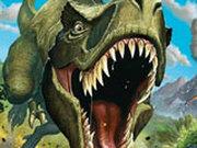 Игра Битва Гигантских Динозавров