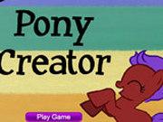 Игра Создай Свою Пони 1