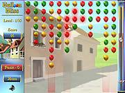 Игра Цветные шарики