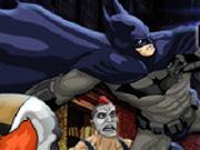 Игра Бэтмен Защищает Готэм Сити