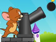 Игра Том и Джерри: Бомбардировка Тома