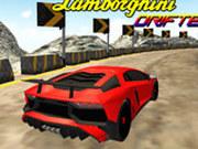 Игра Дрифт на Ламборджини 3Д