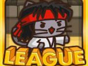 Игра Ударный Отряд Котят 4: Лига Воинов