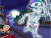 Игра Злая Бабушка: Хэллоуин