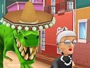 Игра Злая Бабушка: Мексика