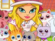Игра Больница для Кошек