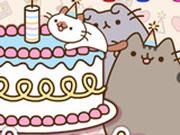Игра День Рождения Кота Пушка