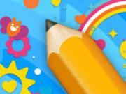 Игра Вспыш: Свободное Рисование