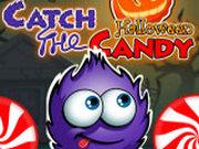 Игра Поймай Конфету: Хэллоуин