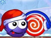 Игра Поймай Конфету: Рождество