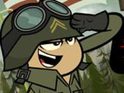 Игра Кик Бутовский в Армии