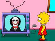 Игра Лиза Симпсон: Пила