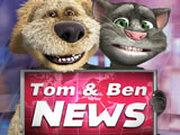 Игра Говорящий Кот и Бен - Новости