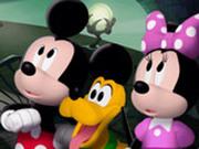 Игра Микки Маус: Ночные Гости
