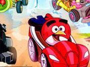Игра Angry Birds: Гонки