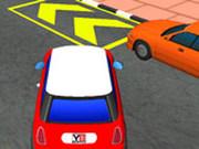Игра Городская Парковка 3Д