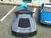 Игра Полицейская Парковка 3Д