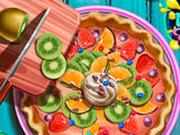 Игра Готовим Вкусный Фруктовый Пирог