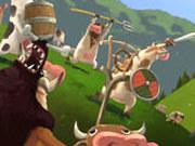 Игра Коровы Против Викингов