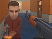 Игра Стрелять и Прятаться