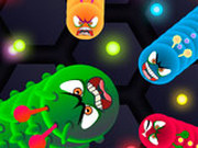 Игра Angryworms. io