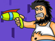 Игра Бомж Хобо 5: Космические Драки