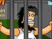 Игра Бомж Хобо 2: В Тюрьме