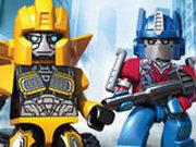 Игра Мини-Трансформеры Лего