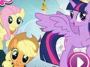 Игра Пони: Возвращение Элементов Магии