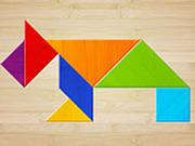 Игра Для Детей 3- 4- 5 Лет: Танграм