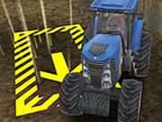 Игра Парковка Трактора на Ферме 3Д