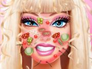Игра Одевалка и Уход за Барби