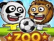 Игра Кукольный Футбол: Зоопарк