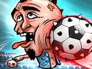 Игра Кукольный Футбол: Бойцы