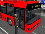 Игра Симулятор Автобуса: Перевозка Людей
