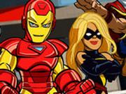 Игра Мстители: Защита Башни Старка
