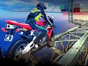 Игра Невероятные Трюки на Мотоциклах