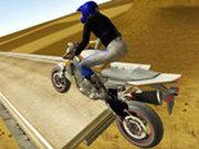 Игра Трюки на Мотоциклах 3Д