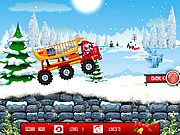 Игра Santa Gifts Delivery 2