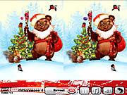Игра Рождественские мечты: 5 отличий