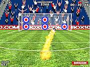 Игра Футбол: молниеносный удар