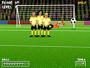 Игра Футбол: Свободный удар