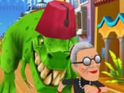 Игра Злая Бабушка: Турция