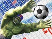 Игра Футбол с Супергероями