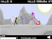 Игра Конец жизни одного человека 2: драки